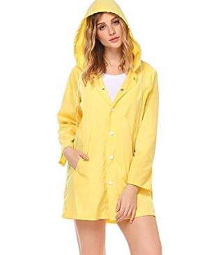 Raincoats Waterproof Lightweight Rain Jacket