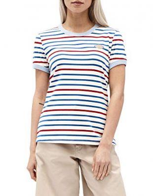 Stripe Ringer Short Sleeve T-Shirt