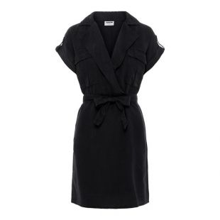 Noisy May Robe chemise Manches courtes
