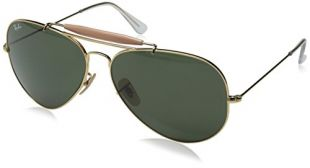 Ray-Ban RB3029 L2112 Outdoorsman II Gold 62mm