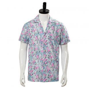 Stranger Things Season 3 Jim Hopper Cosplay Hawaiian Shirt