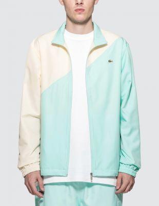Lacoste   GOLF le FLEUR* x Lacoste Colorblock Track Jacket | HBX