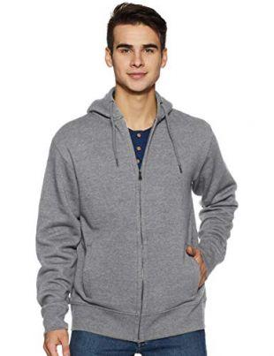 Sweatshirt hooded grey worn by Bob Stone (Dwayne Johnson) in