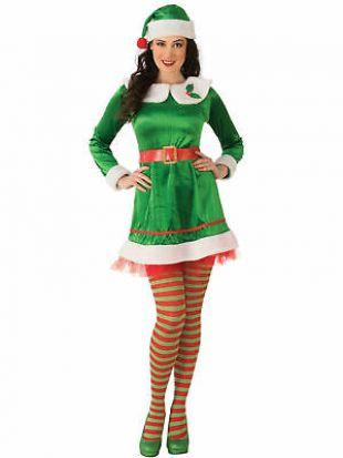 Womens Elf Dress 883028308941 | eBay