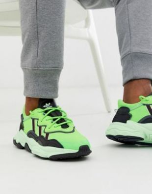 Ozweego Sneakers In Green