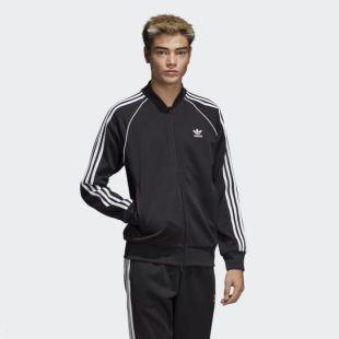 La veste noire Adidas porté par Zach Dempsey (Ross Butler