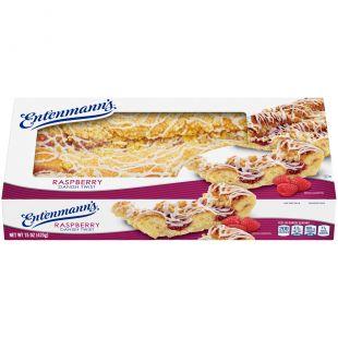Entenmann's Raspberry Danish Twist, 15 oz - Walmart.com