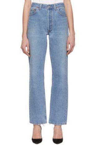 Blue Levi's Edition 90s Jeans