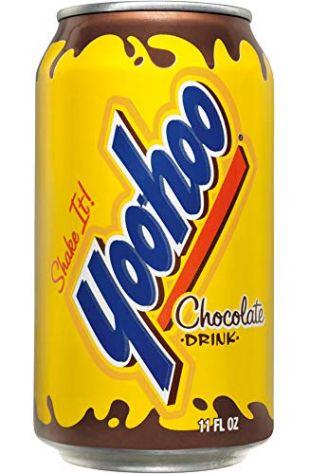 Yoo-Hoo Chocolate Drink, 11 fl oz Cans (9 Cans)
