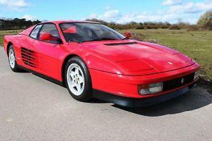 Ferrari Testarossa 1991 UK Supplied Car Stunning Condition   | eBay