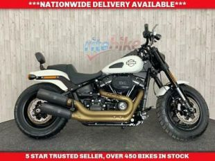 HARLEY-DAVIDSON SOFTAIL FXFBS FAT BOB 114 1868 18 ABS 1 OWNER LOW MILES 2018  | eBay