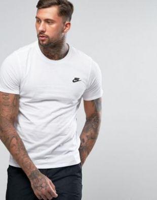 T-shirt - Blanc logo