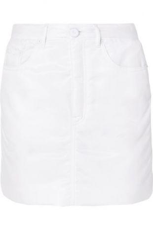Margiela Padded Mini Skirt