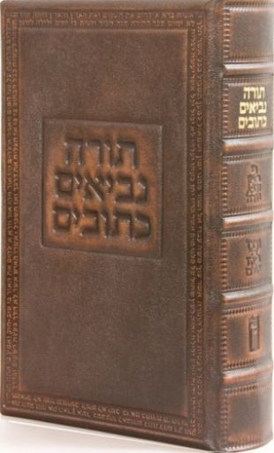 The Koren Reader's Tanakh: A Hebrew Bible for Public Reading, Handcrafted Leather (Hebrew Edition) by Koren Publishers Jerusalem (2008-04-03)
