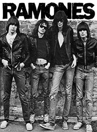 AFFICHE - Ramones - First Album - 59x84 cm - AFFICHE / POSTER