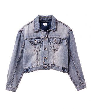 Denim Jacket Karma Flash Blue