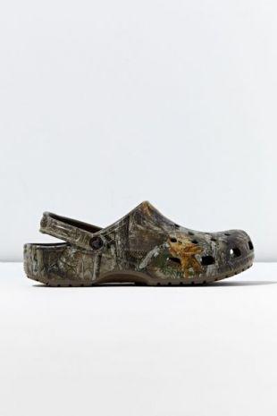 Sabot camouflage classique Realtree Edge® Crocs