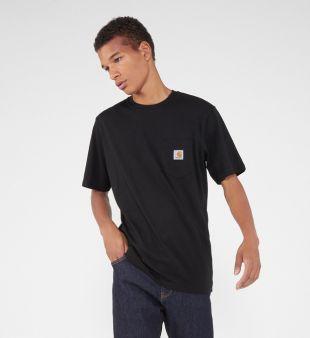 T-shirt droit en coton poche signature - Carhartt