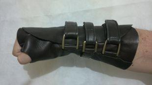 Bane gant réplique prop accurate