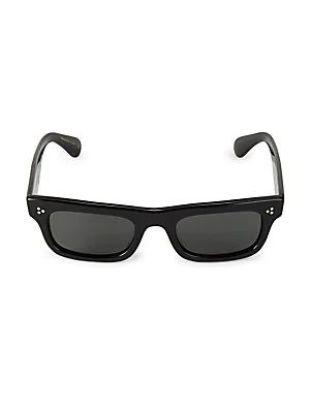 Jaye 50MM Square Sunglasses