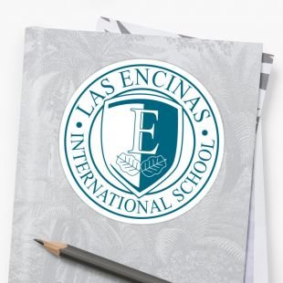 ELITE LAS ENCINAS INTERNATIONAL SCHOOL Sticker