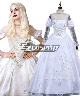 robe de la reine blanche
