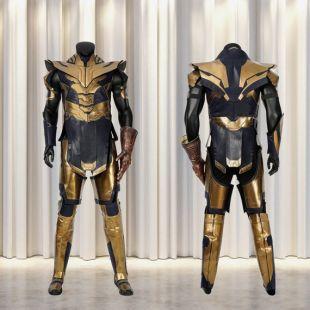 Avengers Endgame Thanos Cosplay Costume Costume Tenue Homme