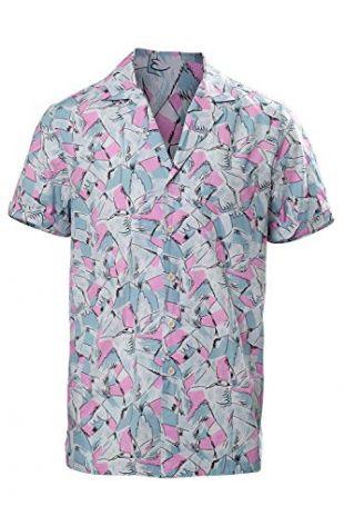 xiemushop Eleven Jim Hopper Chemises Costume Saison 3 Halloween Cosplay Hauts D'Ete decontractes hawaiens