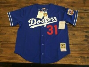 Mitchell & Ness MLB Los Angeles Dodgers Jersey Mike Piazza