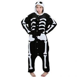 KIGURUMI Pyjama Adulte Squelette