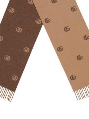Gucci Écharpe à Motif GG - Farfetch