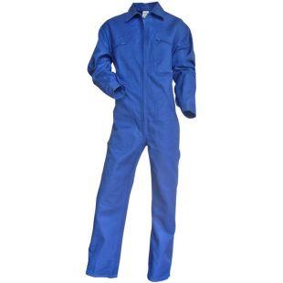 Combinaison de travail 100% coton bleu bugatti Taloche LMA Bleu L - 13233