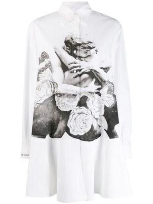 Lovers Shirt Dress