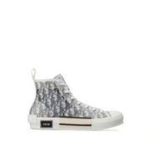 Sneaker haute B23 tissu technique Dior Oblique - Souliers - Mode Homme   DIOR