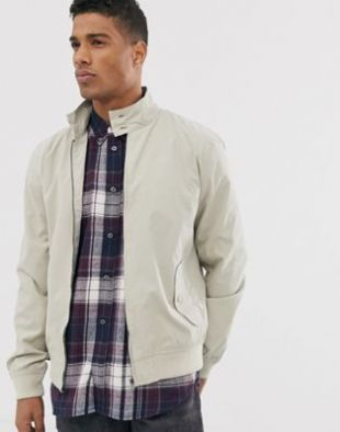 French Connection lightweight harrington jacket | ASOS