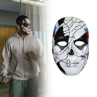 The punisher 2 Billy Russo Cosplay Mask