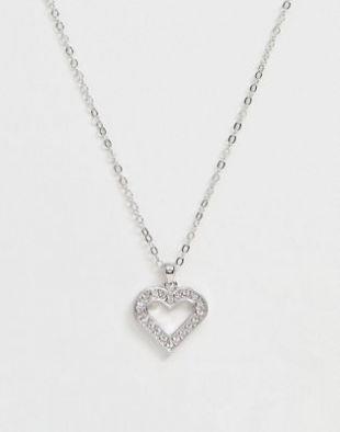 Ted Baker - Emerita - Collier avec pendentif cœur   ASOS