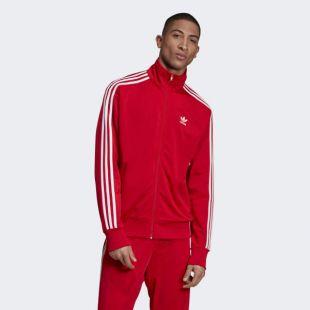 Veste de survêtement Rouge adidas