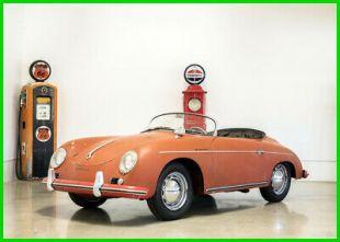1956 Porsche 356 356A Speedster  | eBay