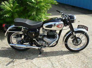 BSA 650cc Super Rocket 1962. Classic Bike Only 850 Miles Rare Superb Motorcycle.  | eBay