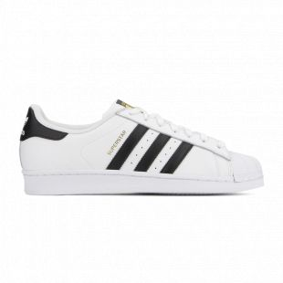 Adidas originals - Superstar Blanc  Blanc | Courir