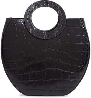Frida Leather Handbag