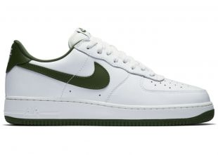Air Force 1 Low (Forest Green) Lil Tecca account on the