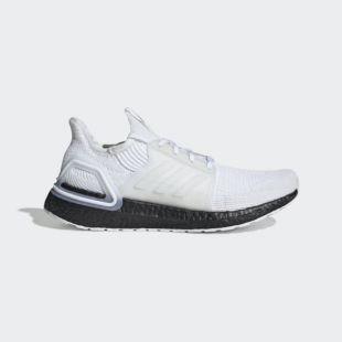 Adidas Ultra Boost 19 Homme Chaussures De Course-Vert
