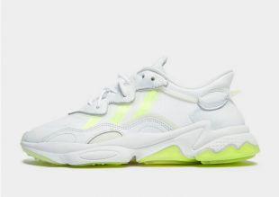 adidas ozweego blanche et verte