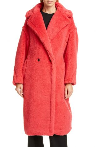 Tedgirl Faux Fur Teddy Bear Coat