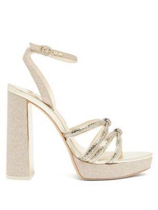 Freya Glitter Sandals