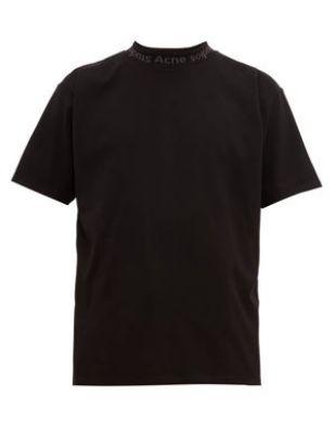 T-shirt à logo Navid   Acne Studios   MATCHESFASHION FR