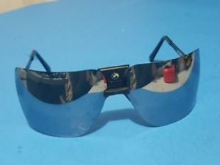 Authentic Blue Gargoyles ANSI Classics 85mm Vintage Terminator 1980's Sunglasses