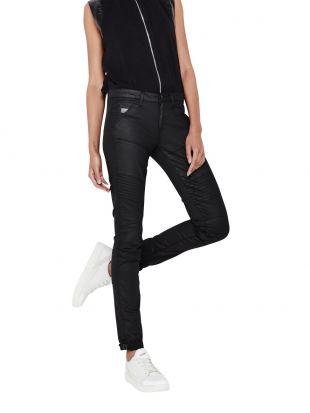 G Star Damen Jeans 5620 Custom Mid Waist Skinny Jeans | eBay